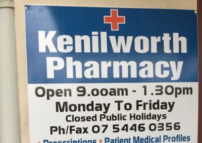 Pharmacy and General Practice